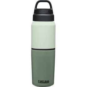 CamelBak MultiBev Edelstahl Vakuumisolierte Flasche 500ml grün